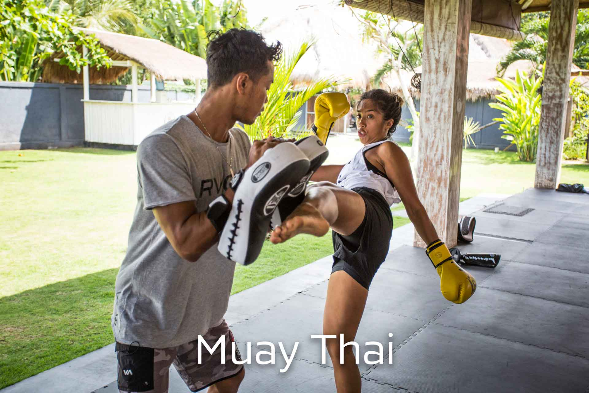 Bali Fitness Classes